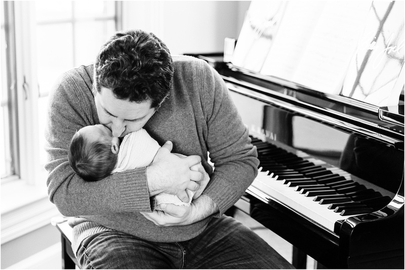 Baltimore Maryland newborn and family lifestyle photos with Bradley.
