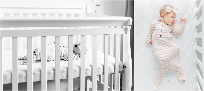 Baltimore Maryland newborn and family lifestyle photos with Audrey