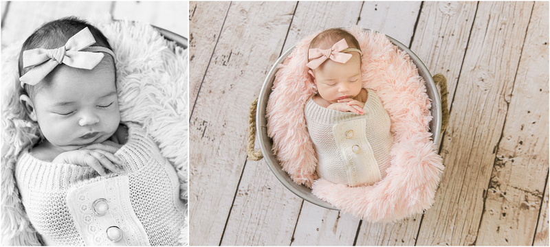 Columbia Maryland newborn and family lifestyle photos with Maggie