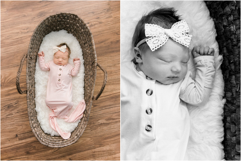 Mount Airy Maryland newborn and family lifestyle photos with Lucy