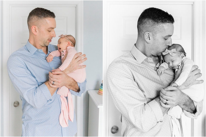 Delta Pennsylvania baby and family lifestyle photos with Reese