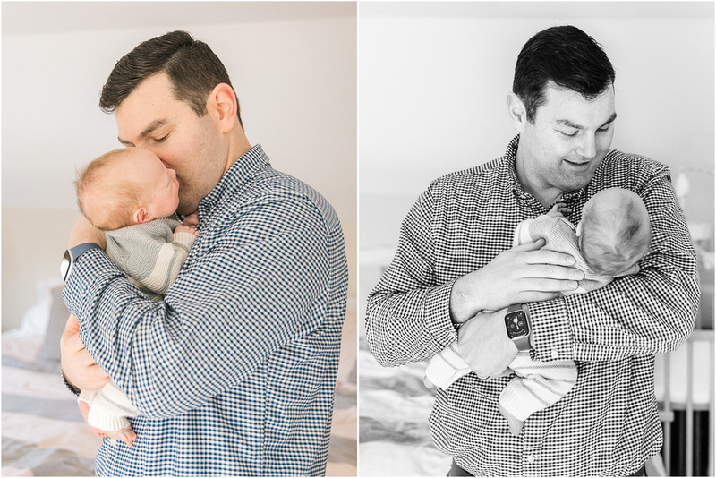 Silver Spring Maryland baby and family lifestyle photos with Max