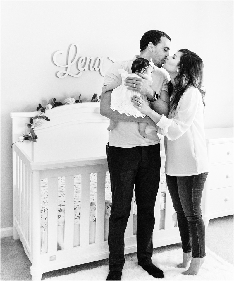 Elkridge Maryland baby and family lifestyle photos with Lena