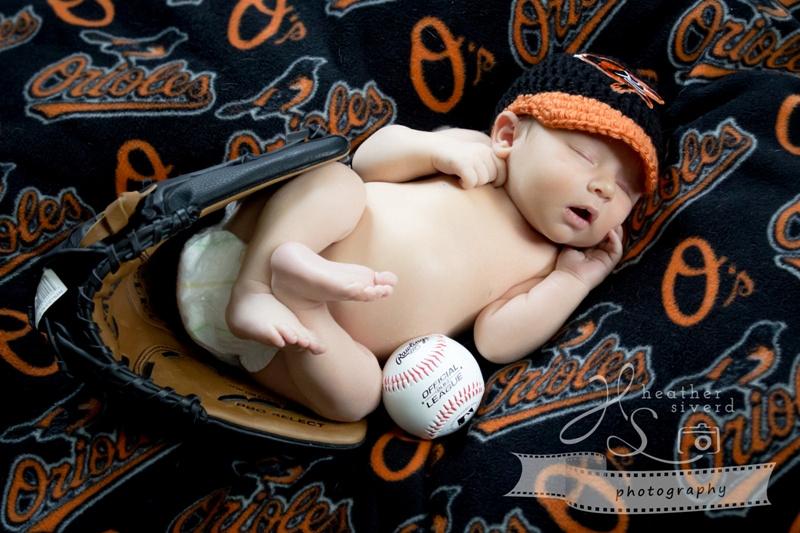 Baby Bryce - Orioles pride