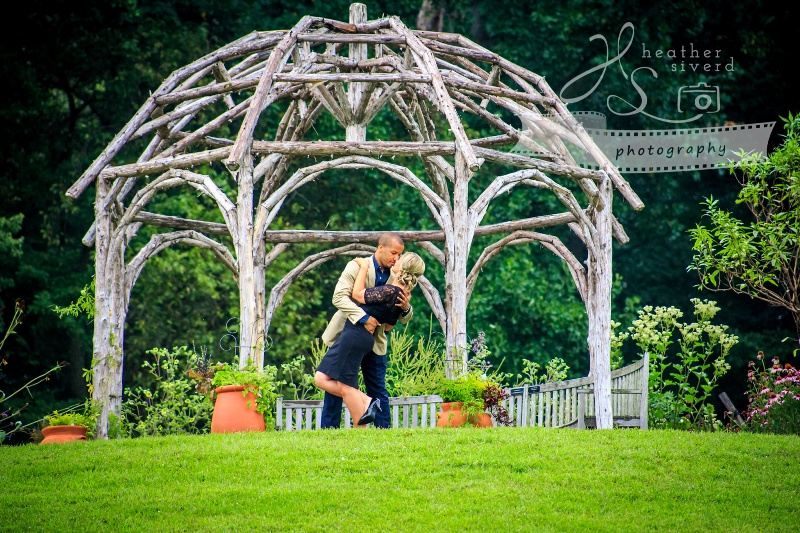 Meadowlark Botanical Gardens Engagement Photos-4