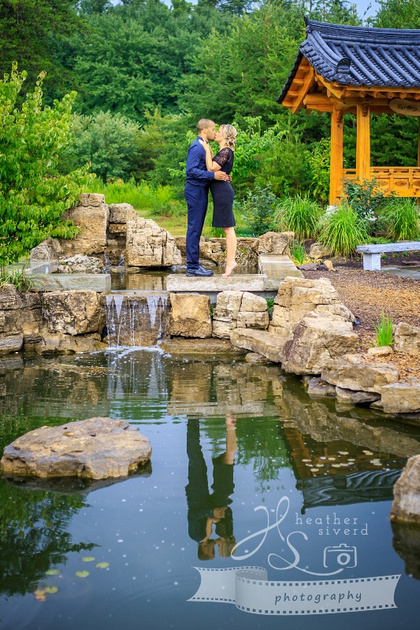 Meadowlark Botanical Gardens Engagement Photos-15